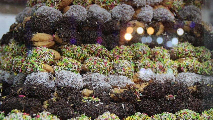 بالصور| الغلاء يضرب أسعار الكعك بالإسكندرية.. والبيتي بديل الغلابة