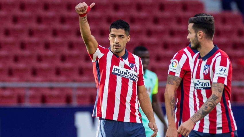 بعد ثنائية سواريز وأنسو .. ترتيب هدافي الدوري الإسباني
