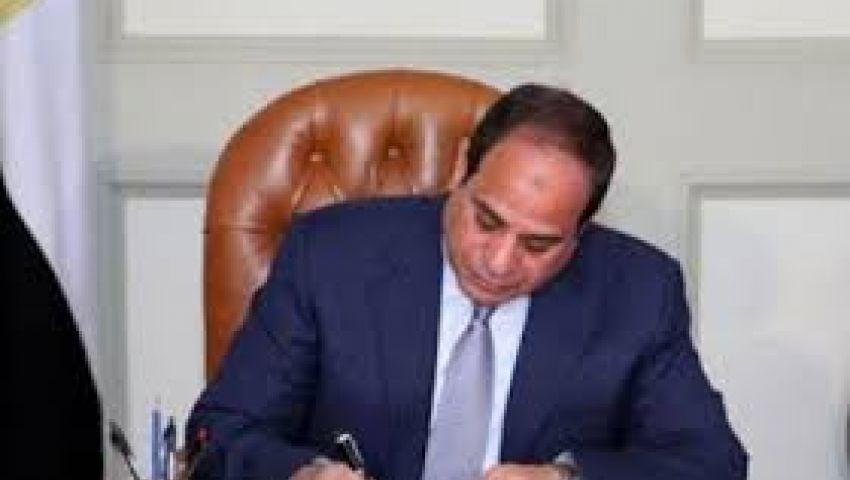 بالصور| تعديل اتفاقية التعاون المصري الأمريكي للعلوم والتكنولوجيا