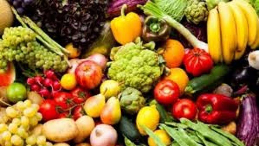 فيديو| أسعار الخضار والفاكهة  اليوم الأحد.. البرقوق بـ25 جنيهًا