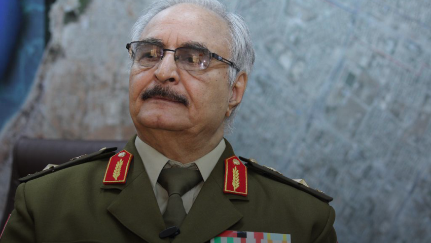 علاقات السودان و«معسكر حفتر».. ماذا بعد الزيارة السرية؟