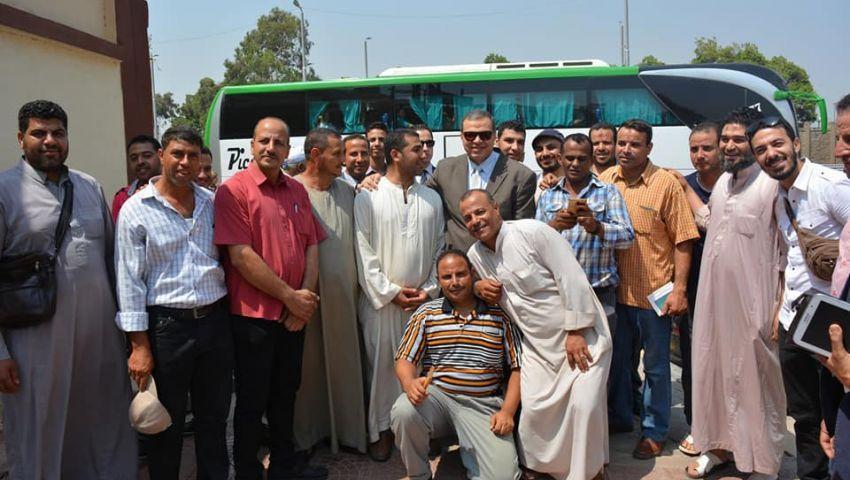 سفر 54 ألف مصري للعمل بالسعودية في موسم الحج