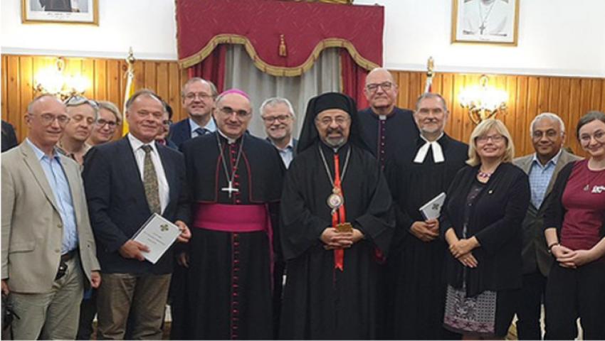 صحيفة نمساوية تكشف أسباب زيارة أسقف «جراتس» إلى مصر