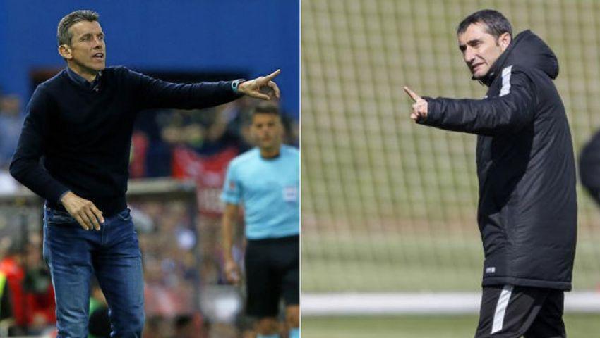 برشلونة يدرس  ثنائية فالفيردي وأونزي في الموسم المقبل
