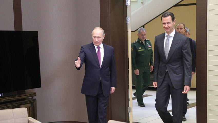 الانسحاب الأمريكي من سوريا.. كيف يستفيد بوتين والأسد؟