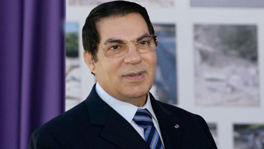 بن علي حديث «تويتر» بعد وفاته.. وتونسيون: ستُدفن معه حقيقة 14 يناير 2011