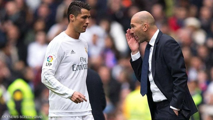 هل يمكن إيجاد بديل  لـ«رونالدو» في ريال مدريد؟ زيدان يجيب