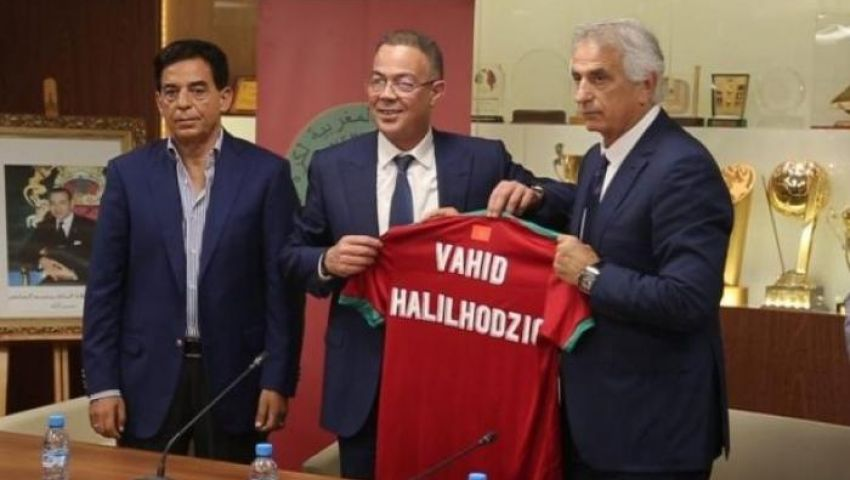 بعد تعيينه مدربًا للمغرب.. 5 مكاسب منتظرة من خليلوزيتش