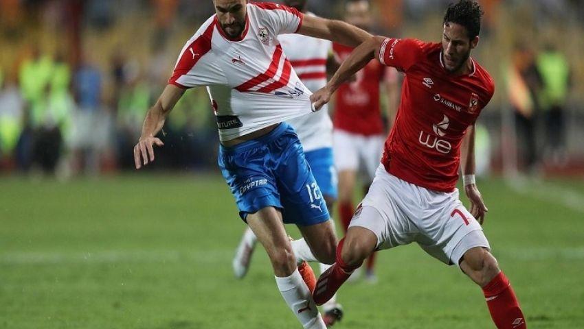 رسميًا.. الأهلي يُخطر اتحاد الكرة بعدم خوض مباريات بالدوري قبل مواجهة الزمالك