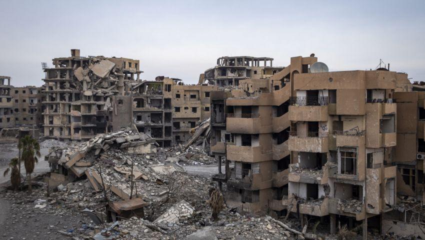 منظمتان دوليتان لـ«التحالف الدولي»: لا تنكروا قتل مدنيي الرقة