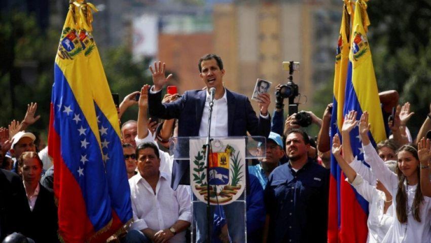 قبل يومين من انتهاء مهلة فنزويلا.. تأييد أوروبي جديد لـ «جوايدو»