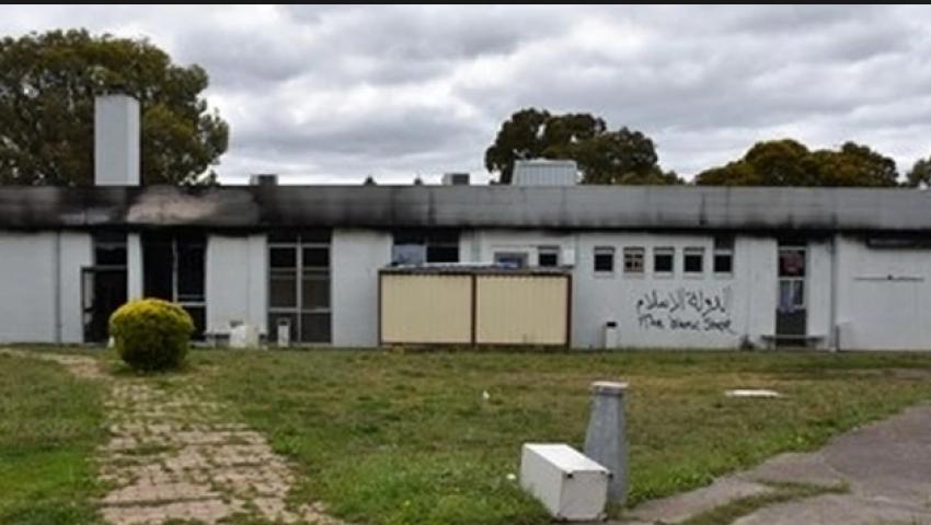محكمة أسترالية تدين ثلاثة أشخاص حرقوا مسجدا شيعيا