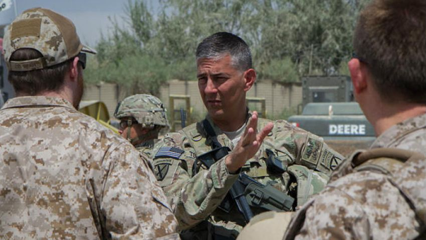 قائد القوات الأمريكية بالعراق: ربما يكون لنا دور في مقتل مدنيين بالموصل