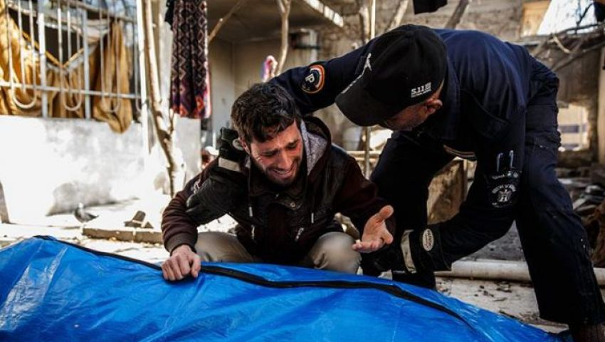 الكتلة السُنية: 263 مدنيا قتلوا بفي مجزرة الموصل