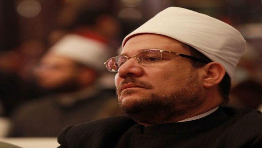 وزير الأوقاف: انفجار كنيسة مارجرجس اعتداء على الوطن