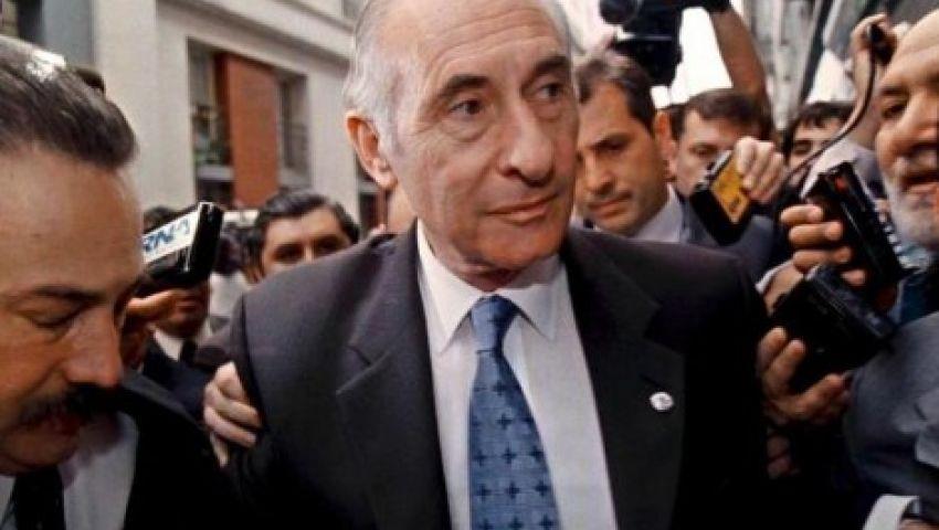 وفاة الرئيس الأرجنتيني الأسبق «فرناندو دي لا روا»