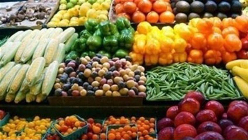 فيديو| أسعار الخضار والفاكهة واللحوم والأسماك الأربعاء 6-11-2019