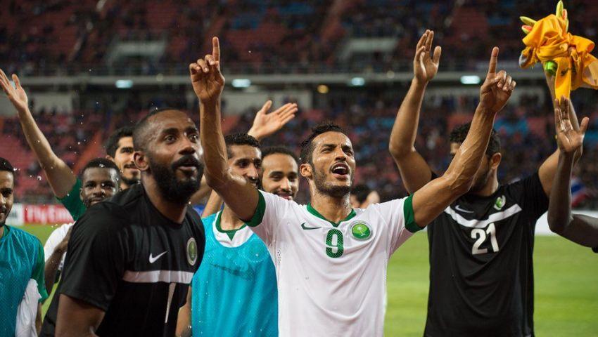 ملخص وأهداف مباراة السعودية والعراق