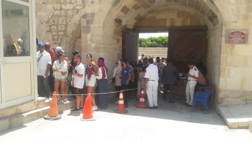 بالصور| أبرز مظاهر الاحتفال بعيدالأضحى في الإسكندرية