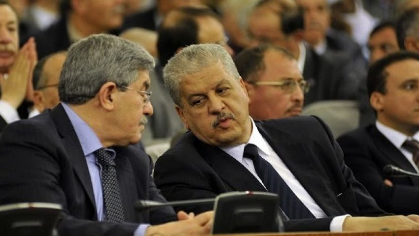الجزائر.. إحالة «أويحيى» و«سلال» و8 وزراء سابقين إلى القضاء بتهم فساد