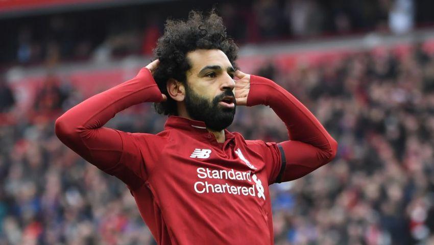 مستعرضًا أهدافه في موسم الدوري الإنجليزي.. ليفربول يحتفل بعيد ميلاد «صلاح» على طريقته