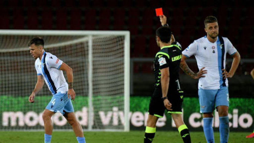 فيديو| الدوري الإيطالي.. لاتسيو يواصل الانهيار بخسارة جديدة من ليتشي