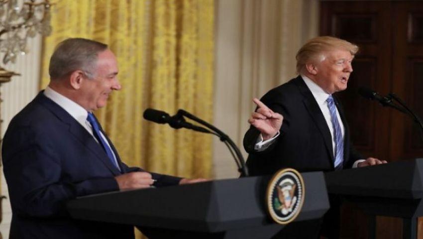 ترامب: فوز نتنياهو بالانتخابات مؤشر جيد للسلام
