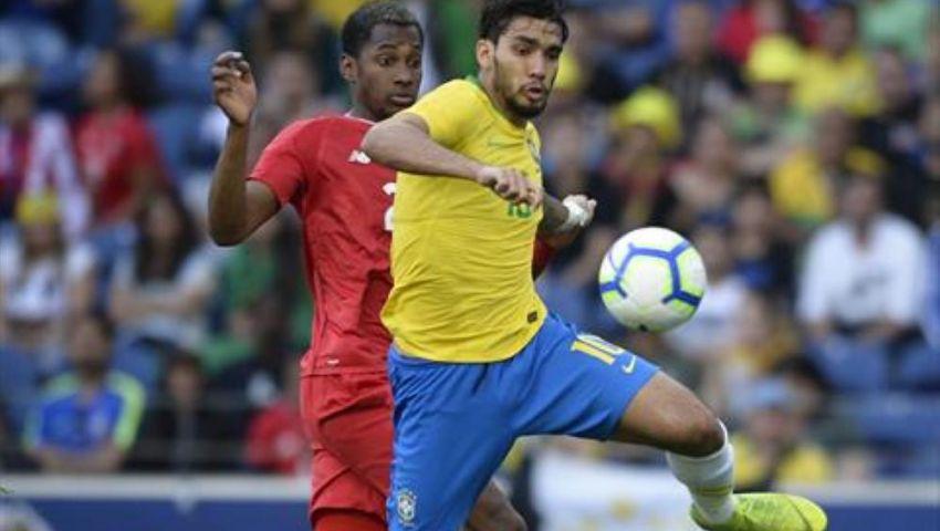بالفيديو| ا استعدادا لكوبا أمريكا.. البرازيل تتعادل مع بنما وديا