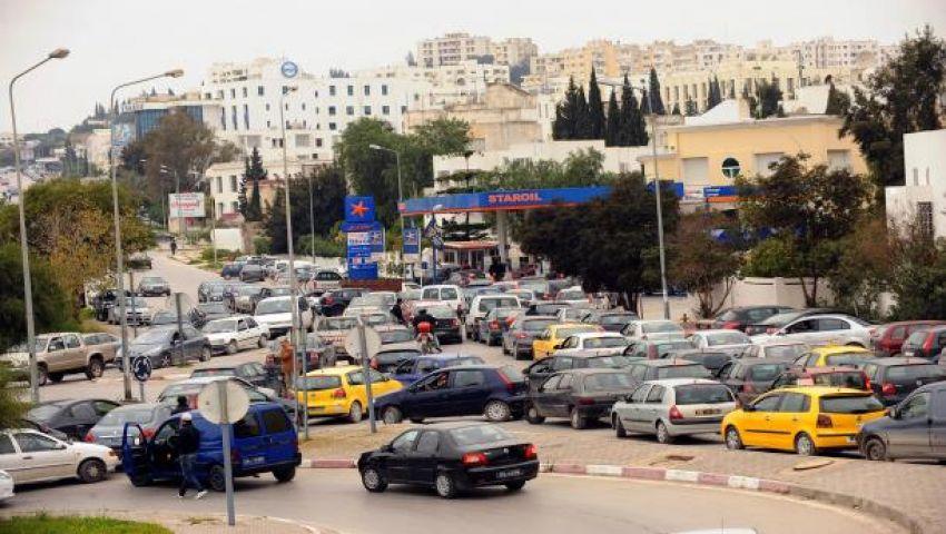 تونس.. إضراب أصحاب «التاكسي» يشل حركة المرور جزئيًا