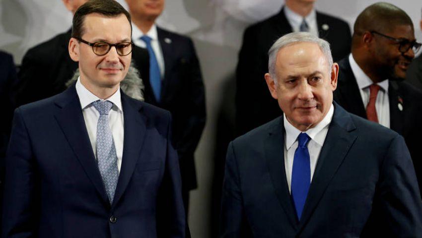 بولندا وإسرائيل| تراشق «رضاعة النازية» له تاريخ طويل من التوتر.. هكذا بدأت القصة