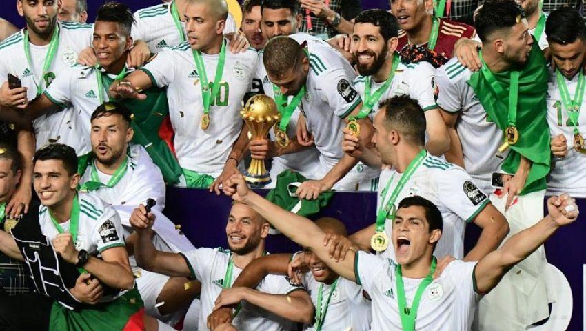 «الخضر أسياد إفريقيا».. صحف الجزائر تتغنى بالتتويج التاريخي بأمم إفريقيا