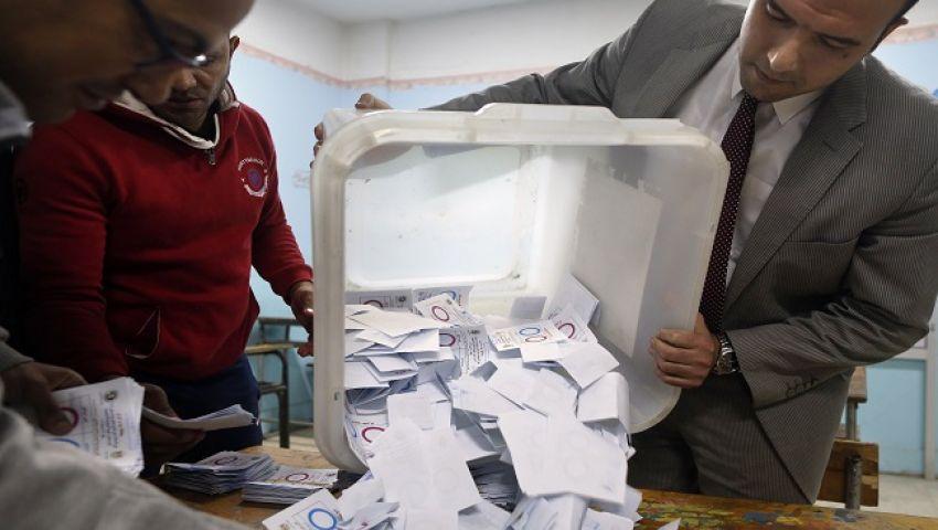 فيديو وصور| فرز  أصوات الناخبين في الاستفتاء على التعديلات الدستورية