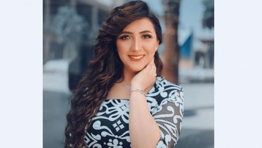 آية عبدالله تٌحيي حفلا ثالث أيام العيد في المعادي