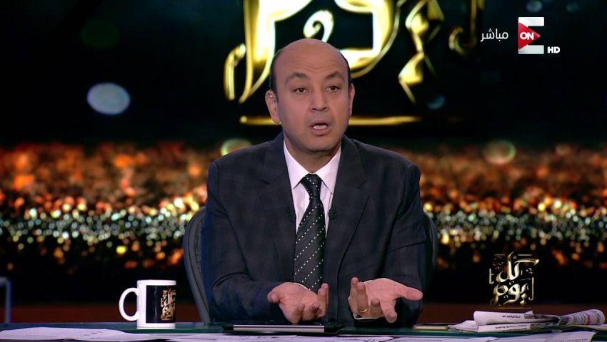 فيديو..أديب يطالب بإذاعة جلسات البرلمان لمنع الاشتباكات بداخله