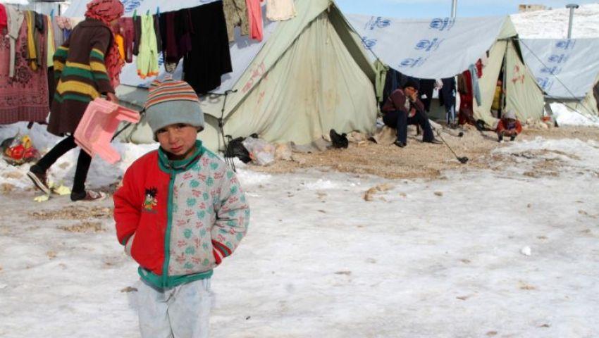 نازحو سوريا.. نجو من البارود ليقتلهم البرد القارس
