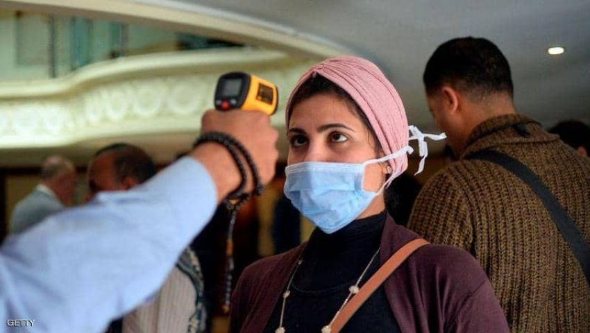 الصحة: تراجع نسب شفاء فيروس كورونا لـ89.1%