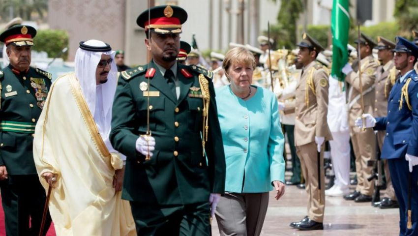 بيلد عن قمة شرم الشيخ: رسالة أوروبية لأمريكا «لن نترك مصالحنا في المنطقة»