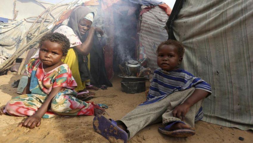 نازحو المجاعة بالصومال.. صائمون في غير أوان