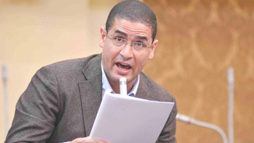 شاهد... أبو حامد: لا توجد جامعات للدين المسيحي مثل جامعة الأزهر
