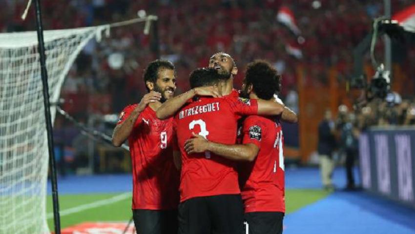 فيديو|منتخب مصر يعبر الكونغو ويتأهل لدور الـ16 بأمم أفريقيا