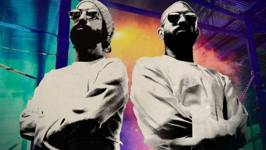 «شارموفرز» أفضل فرقة غنائية عالمية في بريطانيا.. «إيه الحكاية»
