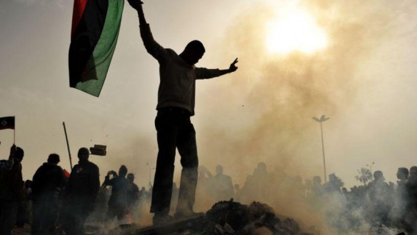 17 فبراير في ليبيا.. ثورة مزقها البارود