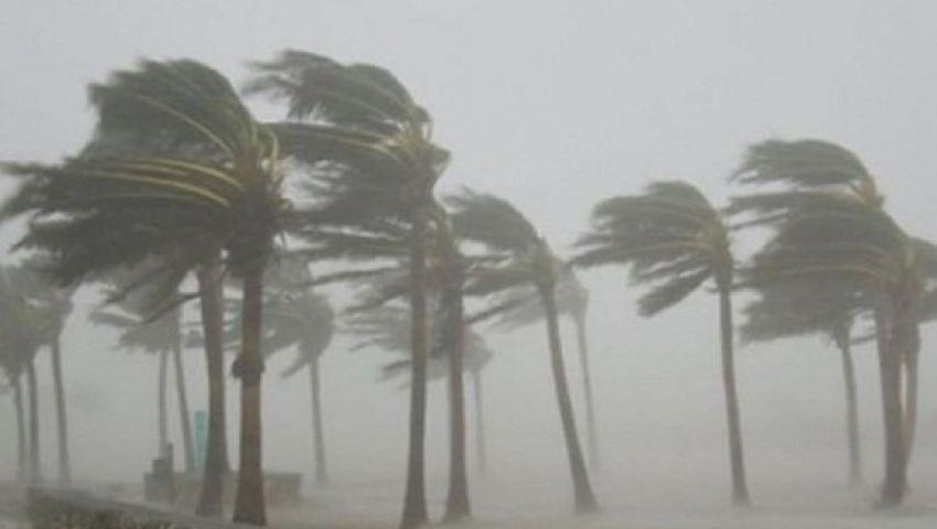 فيديو  طقس الأحد.. أمطار ورياح مثيرة للرمال والأتربة