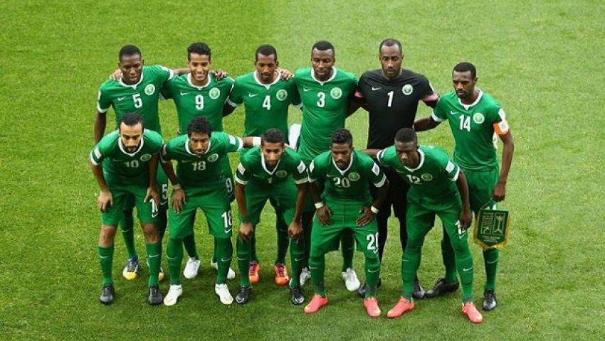المنتخب السعودي يتراجع مركزين في تصنيف فيفا