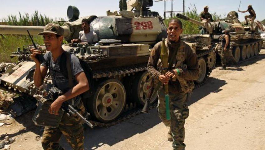 ليبيا.. «قوات الوفاق» تسترد مدينة غريان الاستراتيجية من قبضة حفتر