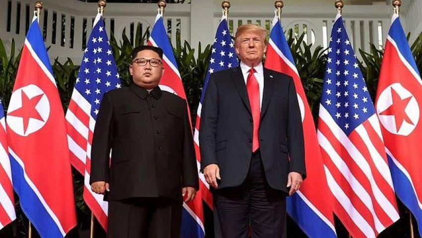 الفرنسية: القمة المقبلة بين ترامب وكيم.. هل تنهي الحرب الكورية؟