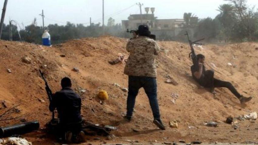 على أبواب طرابلس الليبية.. «صراع وجود»