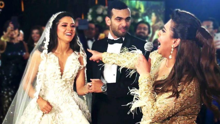 بالفيديو| «سي السيد وأنتي أمينة».. وصايا نشوى مصطفى لزوجة ابنها