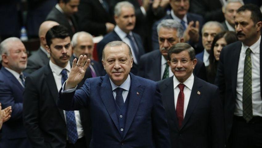 صراع كبير على الأبواب.. حزب أردوغان يبدأ إجراءات فصل أوغلو و٣ من قياداته