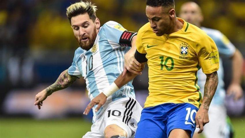 الرياض تستضيف السوبر كلاسيكو بين البرازيل والأرجنتين.. 15 نوفمبر